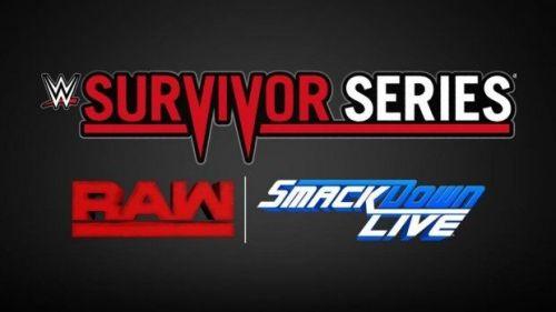 Survivor Series 2017 poster