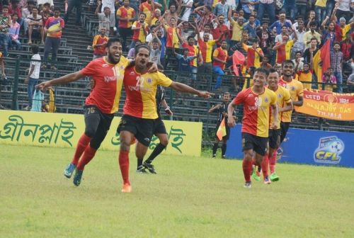East Bengal will hope to win their first I-League title this season