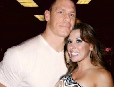Mickie and John Cena allegedly became more than friends backstage in WWE
