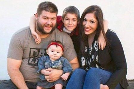 Image result for kevin owens family