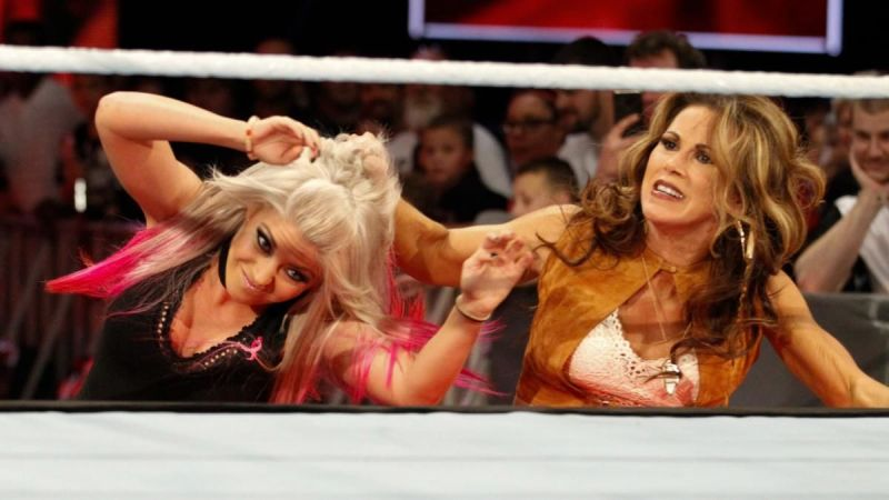 Image result for alexa bliss mickie james