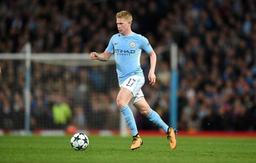 Kevin de Bruyne hasn't let his failure at Chelsea slow him down