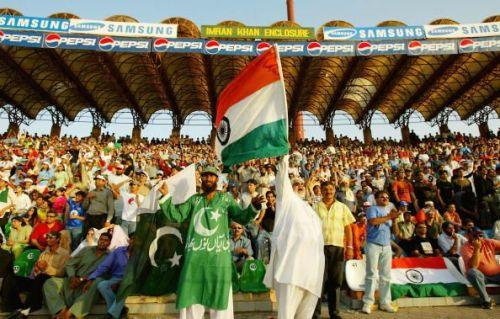 Fifth ODI: Pakistan v India