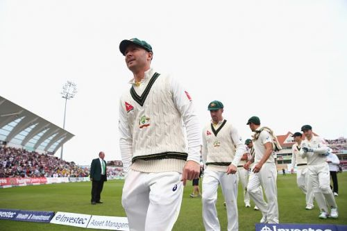 England v Australia: 4th Investec Ashes Test - Day Two