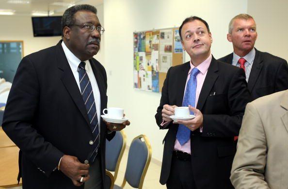 ICC Chief Executive Meeting in Dubai