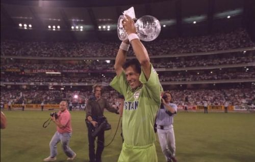 Image result for Imran Khan captaincy