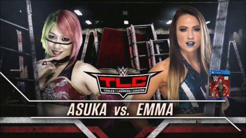 Who will win between Asuka and Emma? (Asuka, obviously)