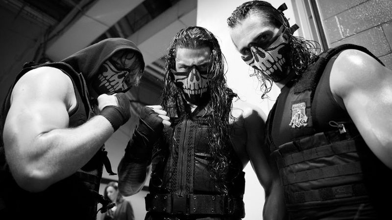 e5d6f7d8 WWE News: WWE selling Shield merchandise at Raw