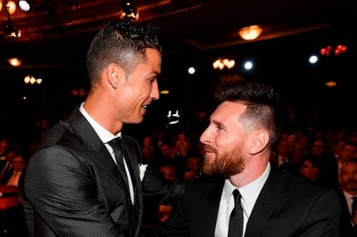 Ronaldo Messi Best