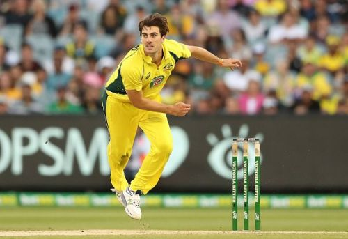 Cummins has fired an early Ashes warning to the visitors