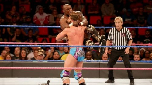 It was great to see the return of Shelton Benjamin to PPV action