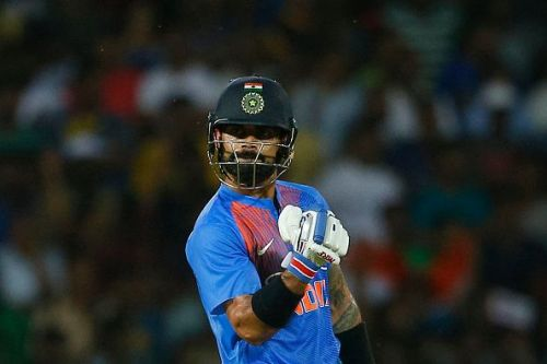Another day and another milestone for Kohli
