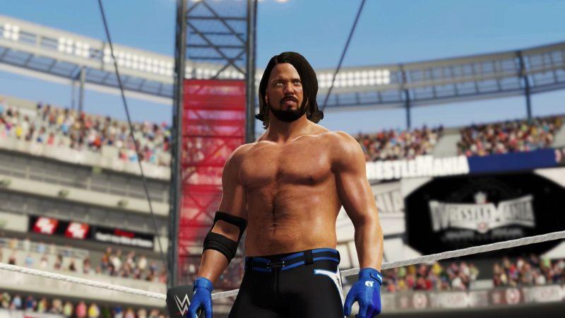 7 Strange Glitches from WWE 2K18