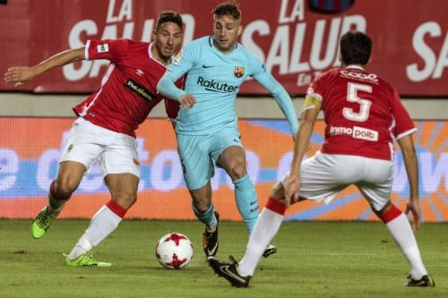 Image result for real murcia barcelona