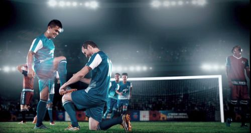 Sunil Chhetri stars in the ISL's new promo video along with other top Indian football stars