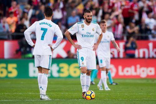 La Liga title slipping away from Real Madrid already