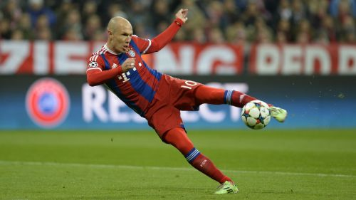 The best winger of the last decade, Robben has been crucial for club & country