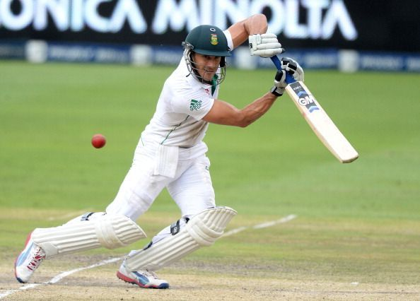 1st Test: South Africa v India, Day 5