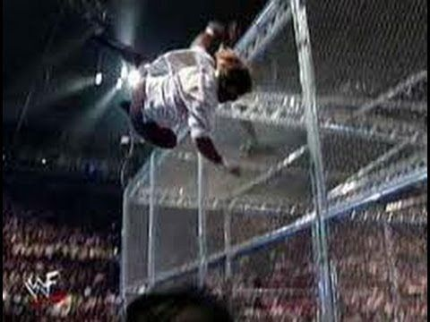 The most memorable moment in Hell in a Cell history