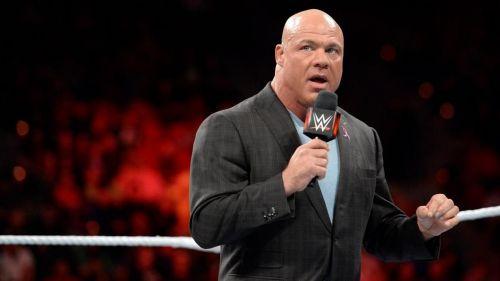 Kurt Angle had big news this week!