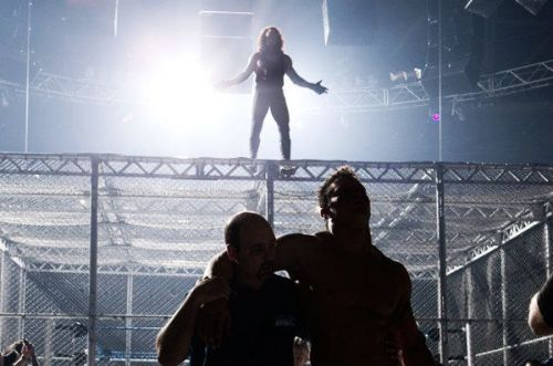 The Deadman is synonymous with Hell in a Cell