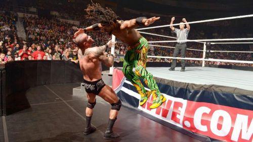 Randy Orton had no desire to dance with Kofi and co in Chile last night