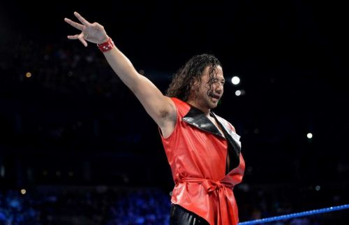 Shinsuke Nakamura main-evented on the evening in front of the Argentina crowd