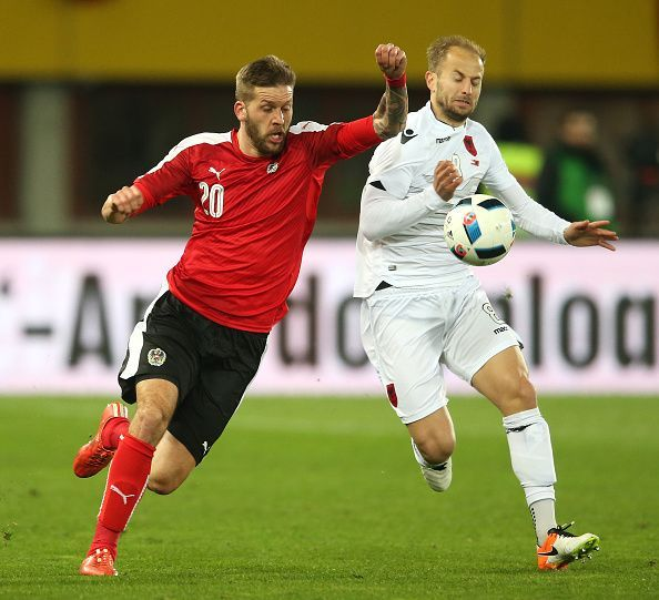 Austria v Albania - International Friendly
