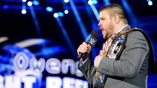 Kevin Owens is booked to challenge Jinder Mahal.