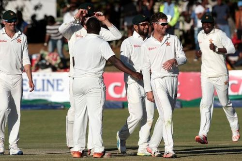 The series will see the return of two Zimbabwe stars