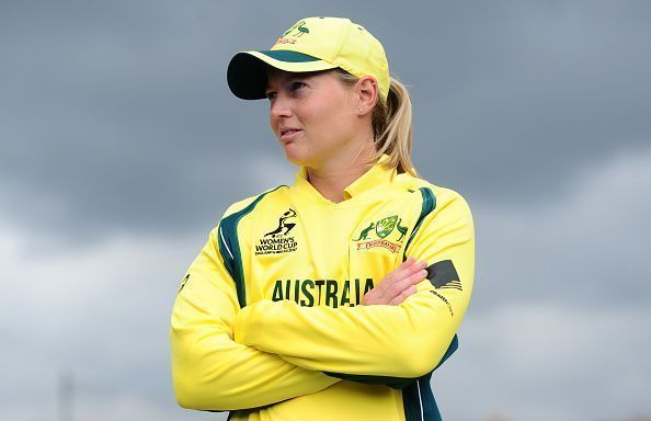 Meg Lanning misses out with a shoulder injury