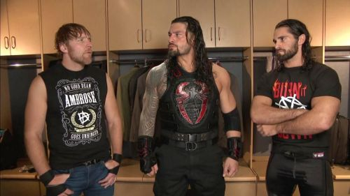 Will the Shield reunite to ward off the Miz and co?