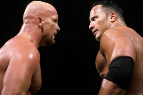 Stone Cold Steve Austin and The Rock played an instrumental role in WWE's growth