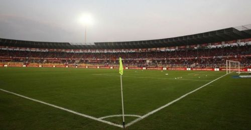 The Fatorda Stadium in Goa has already played host to Churchill Brothers and FC Goa.