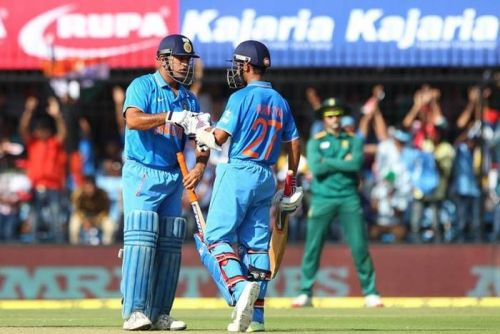 Enough of Dhoni and Ajinkya at number 4 for good