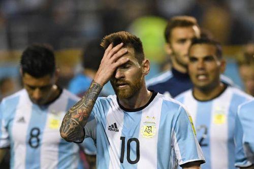 Messi Argentina Peru 5 Talking Points