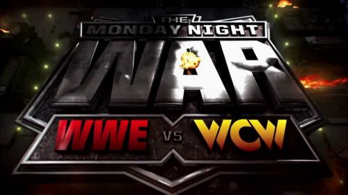 Wrestling was at its peak during the Monday Night Wars