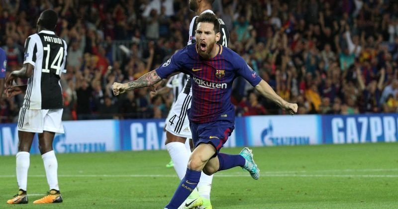 False 9 Messi delivering a message to Europe - Write Barca off at your own peril