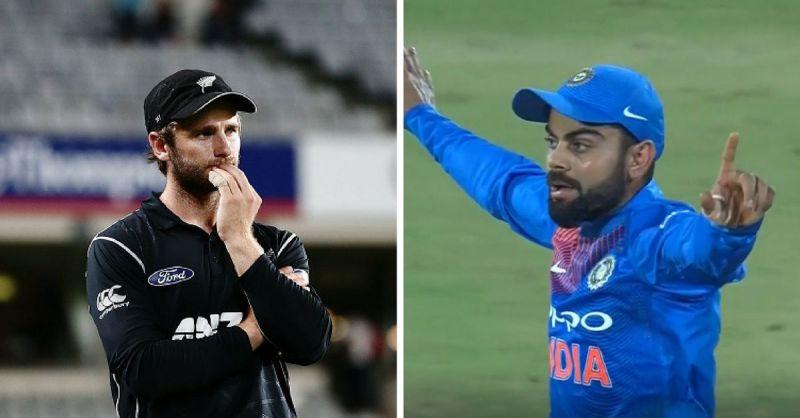 India newzealand match