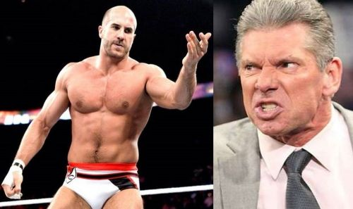 Cesaro accepted Vince McMahon's challenge, and proceeded to improve himself