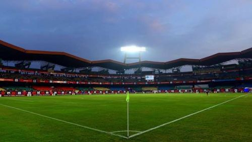 The Jawaharlal Nehru Stadium in Kochi could play host to some mouth-watering fixtures.