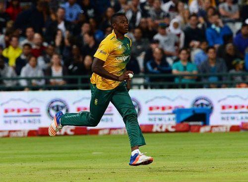 Third T20 International: South Africa v Australia