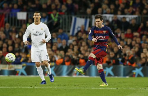 The Untouchables; Ronaldo and Messi stand above every other player