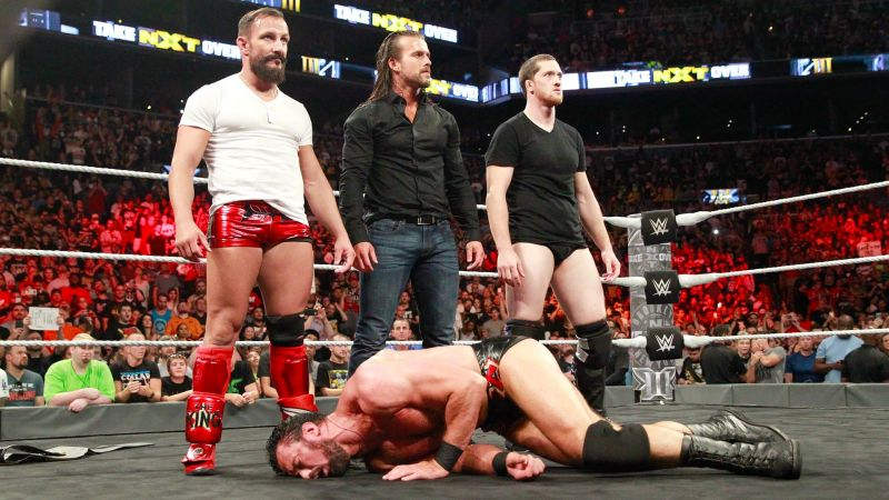 Image result for undisputed era debut