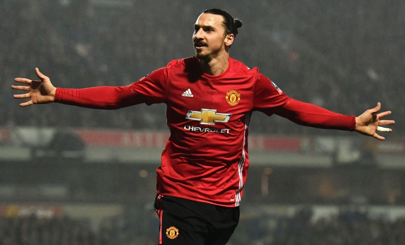 Zlatan has been the best striker in the world for the best 10 years