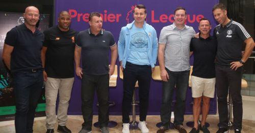 The Premier League legends