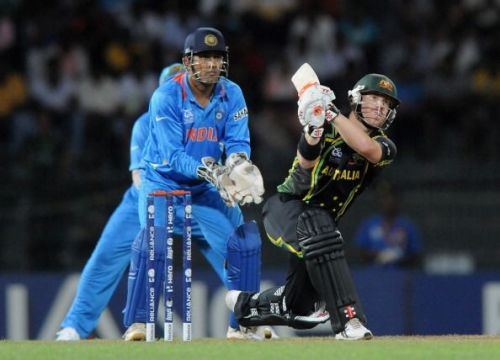 Australia v India - ICC World Twenty20 2012: Super Eights Group 2