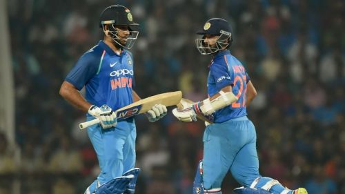 Rahane isn't as well built as some of the best T20 openers in the world