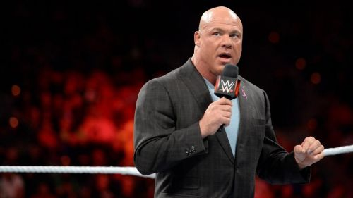 Kurt Angle General Manager of RAW