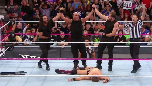 Kurt Angle and The Shield beat the odds at TLC 2017